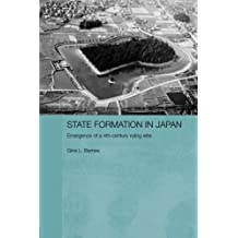 State Formation in Japan (Durham East Asia Series)