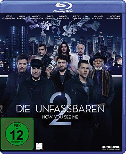Preisvergleich Produktbild Die Unfassbaren 2 - Now You See Me [Blu-ray]