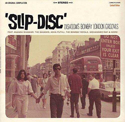 Slip-Disc: Dishoom's London Bombay Grooves [VINYL] [Vinyl LP]