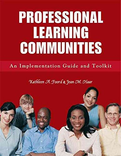 [(Professional Learning Communities)] [By (author) Jean Haar ] published on (August, 2008)
