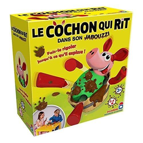 dujardin-duj10003-jeu-de-societe-le-cochon-qui-rit-dans-son-jabouzzi