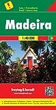 Carte routière : Madeira...
