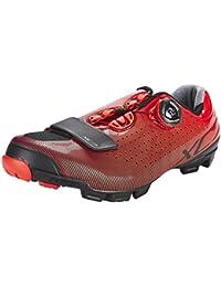 Shimano SH-XC7R - Zapatillas - rojo/negro 2018