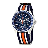 TAG Heuer Formula 1 Herren-Armbanduhr 43mm Armband Nylon Quarz CAZ1014.FC8196
