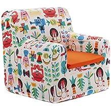 Sillon bebe sillita para recién nacidos desenfundable lavable resistente cómodo decoracion muebles niños Fabricado en España
