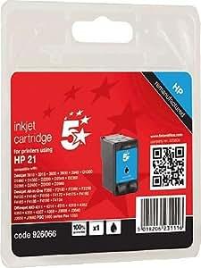 5 Star 926066 - Black Inkjet Cartridge