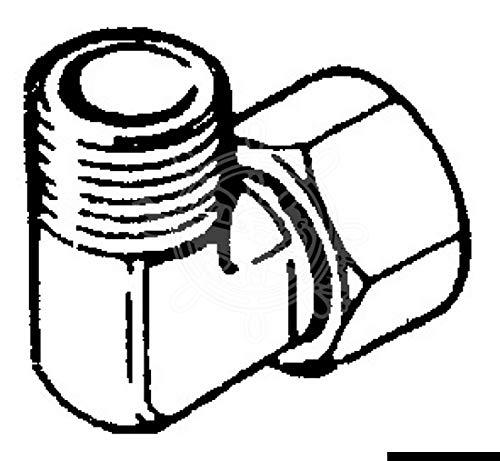 Raccordo per Pompe Ultaflex a 90°-3/8 (EF38)
