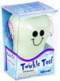 Toysmith Twinkle Toof Tooth, 3.5