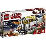 LEGO Star Wars The Last Jedi 75176 Resistance Transport Pod Toy