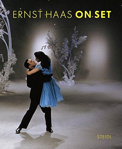 Ernst Haas On Set