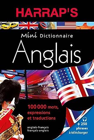 Francais Anglais - Harrap's Mini