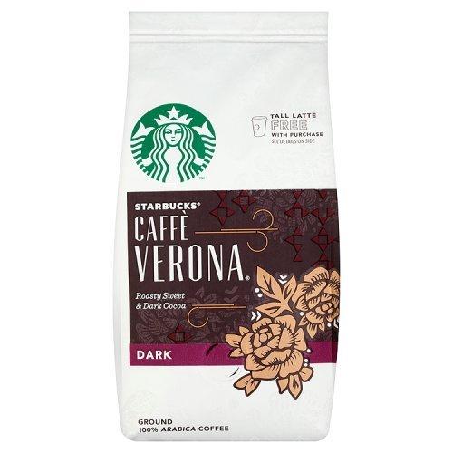 A photograph of Starbucks Verona