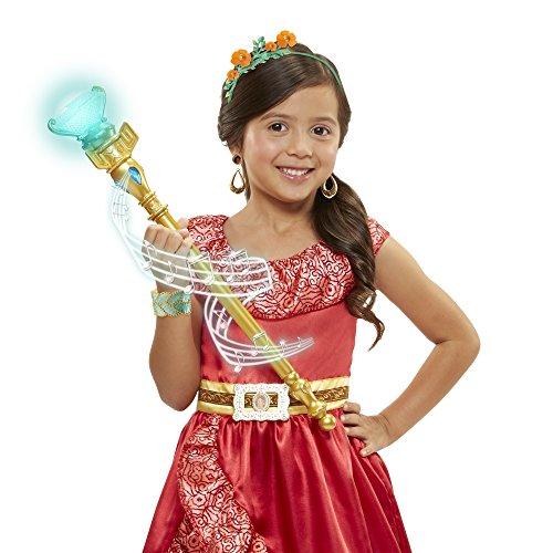 Disney Prinzessinnen - Elena Magisches Zepter (Elena Von Avalor Kostüm)