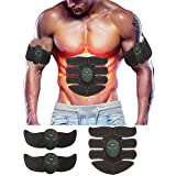 Meiqils Elettrostimolatore Muscolare Trainer ABS Addominale Fitness Attrezzature - Best Reviews Guide