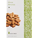 Amazon Brand - Solimo Premium Almonds, 250g