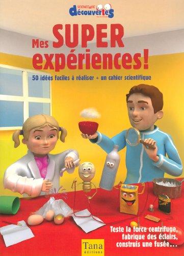 MES SUPER EXPERIENCES