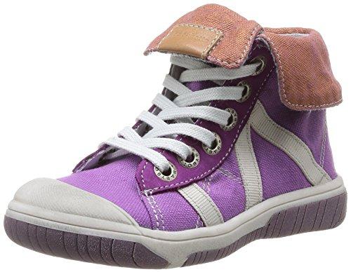 Babybotte  Artistik2,  Sneaker ragazza Viola Violet (3/701/Toile/Violet) 26