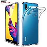 SuperdealsForTheinfinity Back Cover for Huawei Honnor P20 Lite(Transparent)