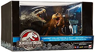Jurassic Park Collection [Édition collector - 2 dinosaures] (B010VUFK26) | Amazon price tracker / tracking, Amazon price history charts, Amazon price watches, Amazon price drop alerts