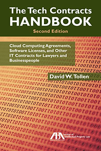 the-tech-contracts-handbook-cloud-computing-agreements-software-licenses-and-other-it-contracts-for-