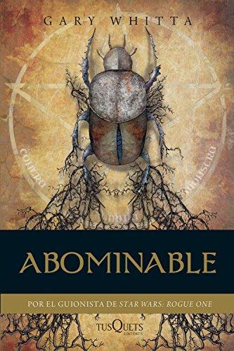 Abominable- Gary Whitta 51rl0Vu2bEL