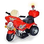 Elektromotorrad für Kinder ab 3 Jahren | Kinderfahrzeuge Elektroauto Motorrad für Kinder Elektrofahrzeuge Kinderdreirad E-Scooter Kinderroller Elektrospielzeug | Kindermotorrad mit Akku