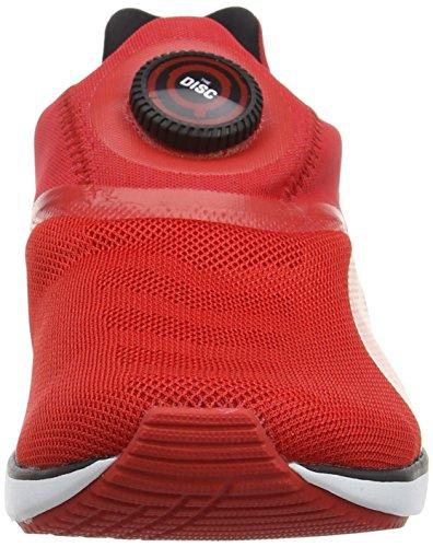 Puma Unisex-Erwachsene Disc Sf Sneaker Red (Rosso Corsa/Black)