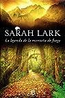 La leyenda de la montaña de fuego/ The Legend of the Mountain of Fire par Lark