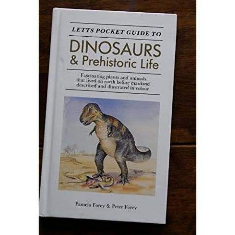 Letts Pocket Guide to Dinosaurs
