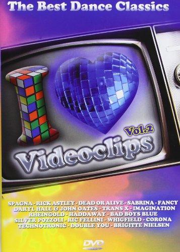 Preisvergleich Produktbild Various Artists - I Love Video Clips, Vol. 02