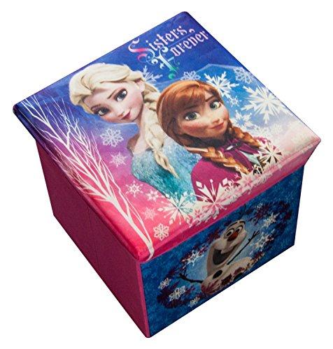 Frozen faltbarer Aufbewahrungshocker, Design: sisters forever