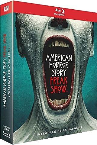 American Horror Story : Freak Show - L'intégrale de la Saison 4 [Blu-ray]