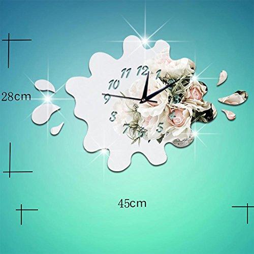 orologio-da-parete-diy-fai-da-te-gocce-dacqua-forma-protezione-ambientale-piastra-di-plastica-ps-3d-