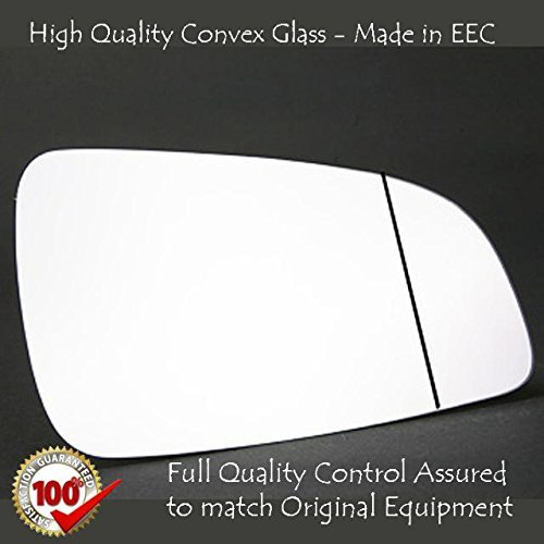 opel-astra-espejo-lateral-vidrio-plateado-asfericoderecho-lado-del-conductor2004-a-2008
