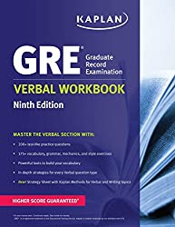 GRE Verbal Workbook (Kaplan Test Prep)