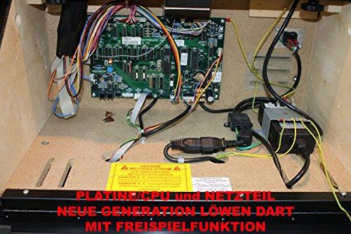 Loewen Löwen Turnier Sport Dart HB8 SM96 8 Spieler NEUWARE 2015 - 3