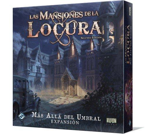 LAS MANSIONES DE LA LOCURA SEGUNDA EDICIÓN - MÁS ALLÁ DEL UMBRAL