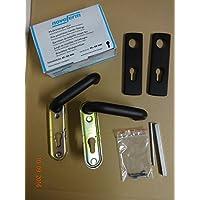 Novo Ferm FS de manillas corta Cartel para puertas cortafuegos (PZ 40–63mm