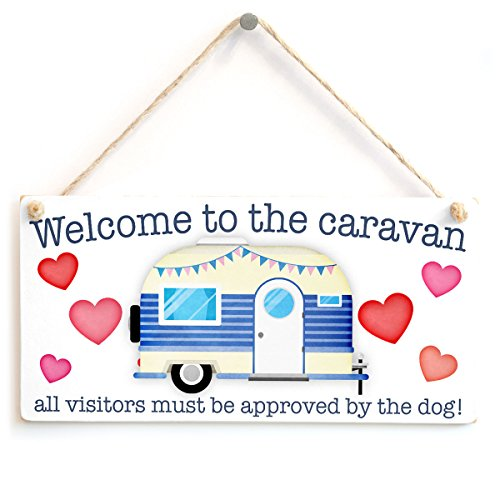 Welcome to The Caravan All Visitors Must be Approved, used for sale  Delivered anywhere in UK