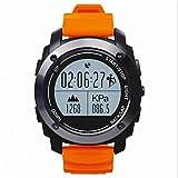 Bluetooth Gesundheit Tracker für Surfen,Kajak,Rafting,Segeln,Wandern,Camping,Angeln und Sport Adventurer Digital Smart Watch,Fitness Tracker Uhr,Sport Uhr Telefon,Schrittzähler Verfolgung Kalorien Gesundheit