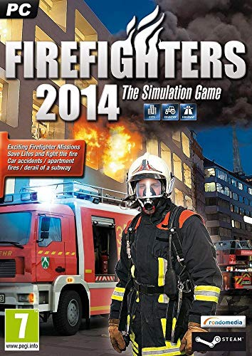 Feuerwehr 2014: Die Simulation (Erwachsene Pc-spiele Für Windows 8)