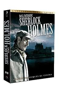 Sherlock Holmes coffret prestige de 7 films / volume 2