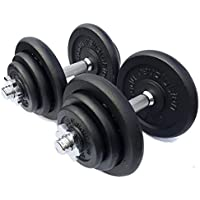Cuerpo revolución de hierro fundido juego de mancuernas para gimnasio en casa, culturismo, fitness