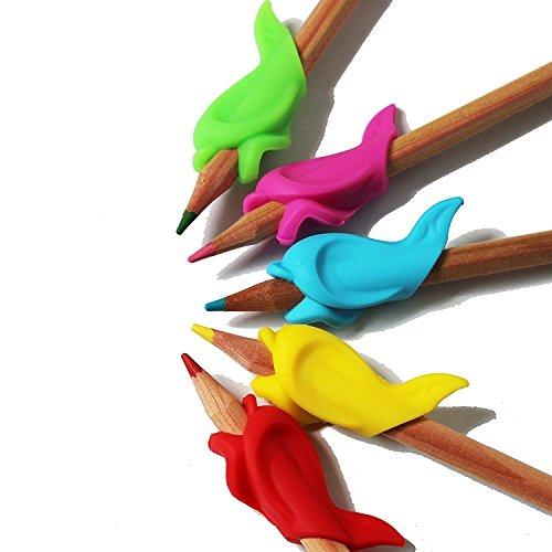 Bleistift Grip 12 PCS Bleistift Kissen Frühe Kindheit Bildung Ergonomische Handschrift Für Kinder