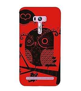 EPICCASE traditional drawing Mobile Back Case Cover For Asus Zenfone Selfie (Designer Case)
