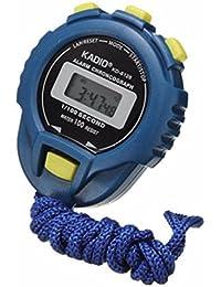 cd753dbe3372 RETUROM LCD digital con cronógrafo del cronómetro del deporte reloj  podómetro ...