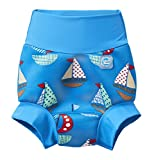 Splash About Kids' New Improved Happy Nappy, Set Sail, 3-6 Months