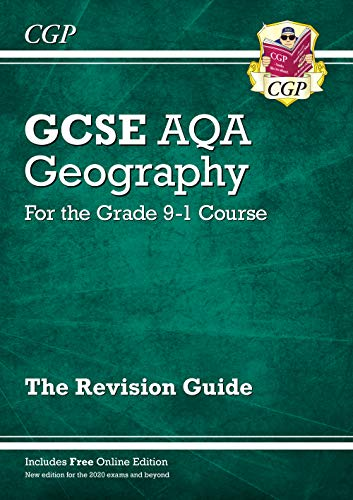 New GCSE 9-1 Geography AQA Revision Guide (with Online Ed) - New Edition for 2020 exams & beyond (Company Abc Trading)