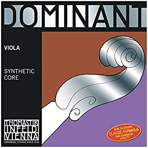 Dominant Strings 136S 4/4 Strong Aluminium Wound Viola A String