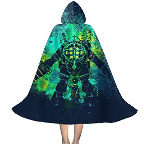 - Bioshock Big Sister Cosplay Kostüm